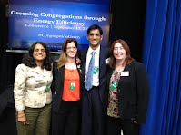 Ms. Anju Bhargava, Founder, Hindu American Seva Communities Ms. Mara Vanderslice Kelly, The White House Office of Faith Base & Neighborhood Partnerships Mr. Arjun Bhargava, Associate Project Director, Hindu American Seva Communities Dr. Yvette Bordeaux, Director Professional Masters Programs, Earth & Environmental Science at University of Pennsylvania
